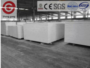 Lightweight Interior Building Materials Magnesium Fireproof Decorative Wall Panel pictures & photos