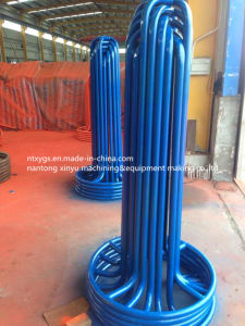 Factory Outlet Blue Round Base Steel Wire Carrier pictures & photos