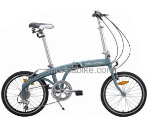 Folding Bike F2026 Lightest Foldable Bike with High Quality Electric Foldable Bicycle pictures & photos