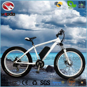 Electric Beach Bike Full Suspension for Sale pictures & photos