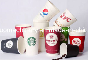 Recycle Paper Cup Making Machine pictures & photos