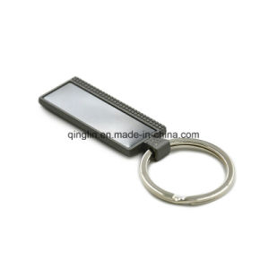 Custom Souvenir House Shape Metal Key Holder pictures & photos