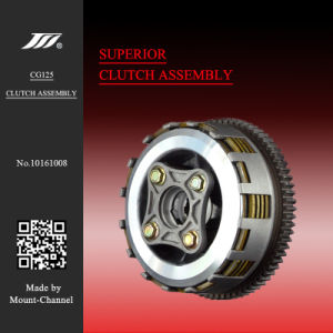 Superior Quality Cg125 Clutch Assembly for Honda Motorcycle pictures & photos
