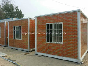 New -Type Folding Mobile Prefabricated/Prefab Container House for Warehouse pictures & photos