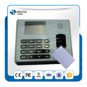 ID Mi Fare Card Linux Operating System Fingerprint and Pin Time Attendance for Security System (TX628) pictures & photos