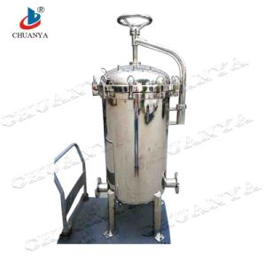 Food Grade High Flow Multi Bag Filter pictures & photos