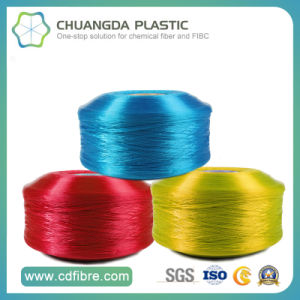 840d Polypropylene Colorful High Tenacity Yarns Used for Hand Knitting pictures & photos