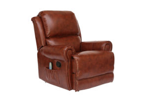 PU Cheap Recliner pictures & photos