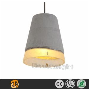 Vintage Modern Indoor Outdoor Concrete Chandelier Pendan Light pictures & photos