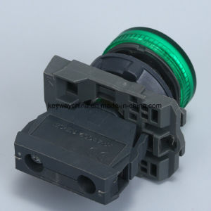 6V-380V Pushbutton Switch, Red and Green Colors pictures & photos