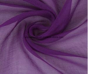 5.5mm Silk Yoryu Fabric, Crinkle Chiffon, Crepe Chiffon Fabric pictures & photos