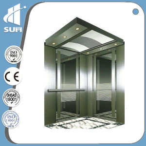 China Supplier Speed 1.5m/S Ce Approved Residential Elevator pictures & photos