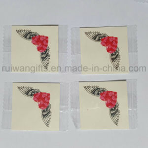 Custom Waterproof Temporary Tattoo pictures & photos