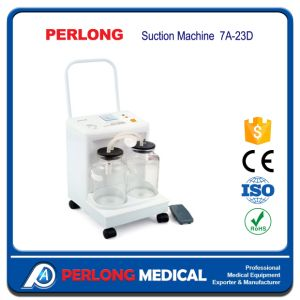 Yuwell Best Price Medical Electric Suction Machine for Sale pictures & photos