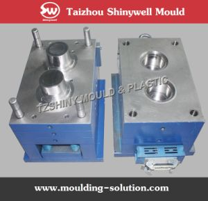 Plastic Cosmetic Can Cap Mould