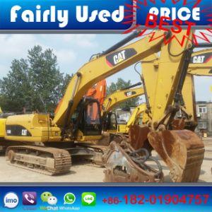 Original Used Cat 320d Hydraulic Excavator of Used Digger pictures & photos