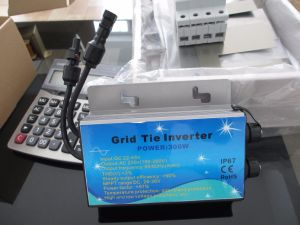 250W IP65 Waterproof Micro Inverter pictures & photos