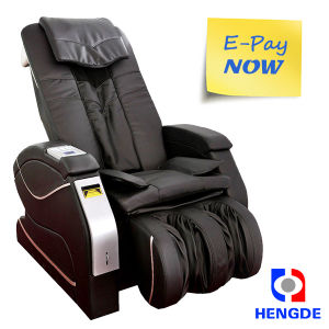 Best-Selling Ict Coin Bill Commercial Vending Massage Chair pictures & photos