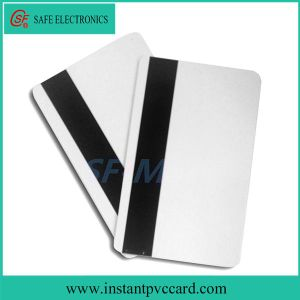 Fast Drying Printable Magnetic Stripe PVC Card pictures & photos