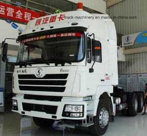 F3000 Shacman 6X4 Tractor Truck 340HP Weichai Power pictures & photos