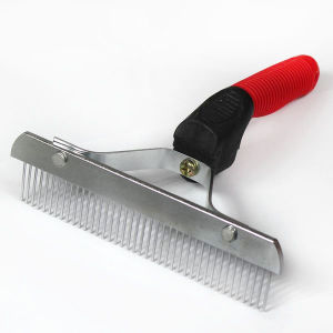 Pet Dog Stainless Steel Rake Comb pictures & photos