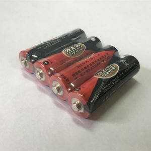 AA R6p 1.5V Mercury Free Dry Battery (real image) pictures & photos