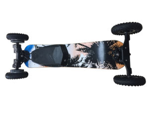 Factory Supply off Road Remote Control Electric Skateboard pictures & photos