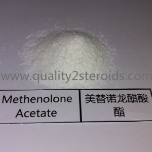 Anabolic Steroid Powder Methenolone Acetate / Primobolan CAS 434-05-9 pictures & photos