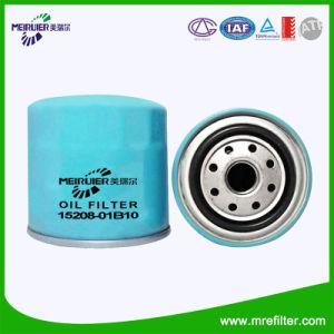 Automotive Engine Spare Parts Oil Filter 15208-01b10 pictures & photos