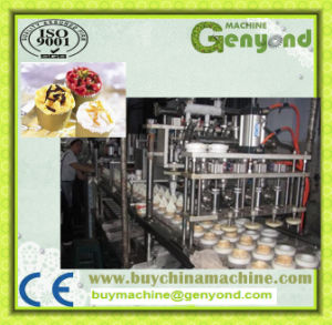 Complete Cone Ice Cream Production Line pictures & photos