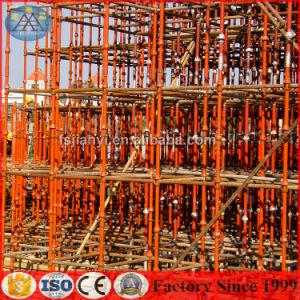 Building Construction Tools and Equipment Cuplock Scaffolding Stairway pictures & photos