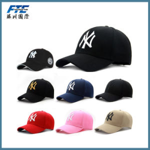 Fashion Cotton Baseball Cap Polyester Baseball Hat pictures & photos