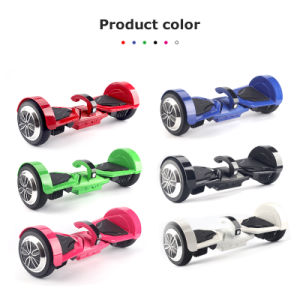 USA/Europe Warehouse UL2272 Certificated Electric Self Balancing Scooter Hoverboard pictures & photos