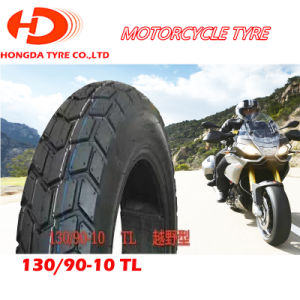 Scooter Tyres, Motorcycle Tyre/Motorcycle Tire 350-10, 120/70-12, 130/60-13, 90/90-10, 130/90-10 Hot Sale Pattern pictures & photos
