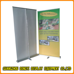 Made in China Aluminum Singe-Side Roll up Banner pictures & photos