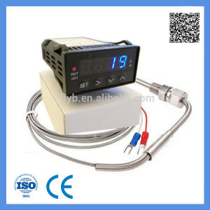 Egt Exhaust Gas Probe Temperature Sensor with Digital Pid Temperature Controller Pyrometer pictures & photos