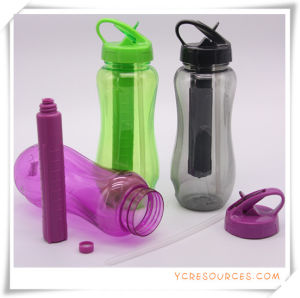 BPA Free Plastic Water Bottle for Promotional Gifts (HA09098) pictures & photos