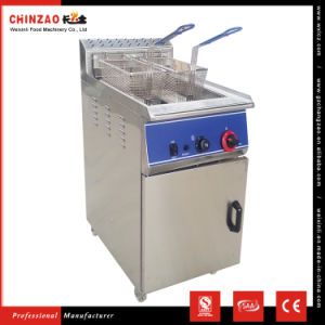 Free Standing Commercial Gas Fryer pictures & photos