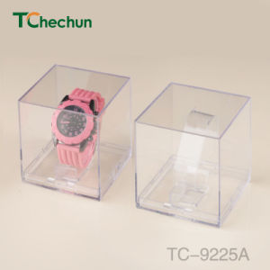 Square Four-Sided Transparent Inside The Plastic Ring with Plastic Box pictures & photos
