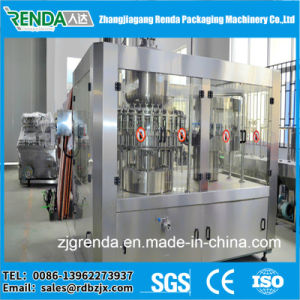 0.25-2L Juice Hot Filling Bottling Machine pictures & photos