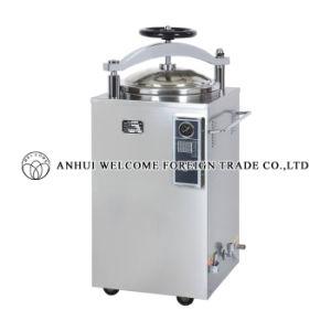 Vertical Pressure Steam Sterilizer Digital Display Automation pictures & photos