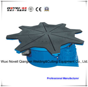 1000kg Automatic Rotary Welding Positioner / Welding Turning Table Positioner pictures & photos