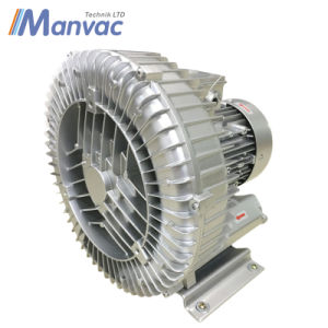 7HP Aluminum High Pressure Side Channel Blower pictures & photos