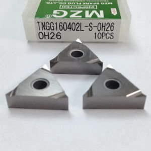 Tungsten Steel Cemented Carbide Clip-Type Precision Indexable Insert pictures & photos