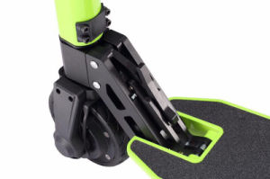 Smartek 2017 Newest Carbon Fiber Electric Scooter Patinete Electrico with Lithium Battery Lightest Foldable Electric Mobility Scooter S-020-7 pictures & photos