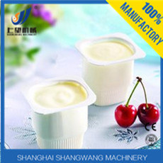 Mango Yogurt Production Line/Fruit Yogurt Processing Line pictures & photos