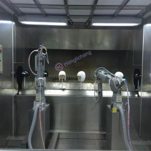 Automatic Robot UV Painting Coating Line pictures & photos