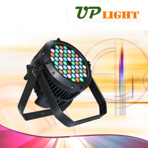 Hot Sale 54PCS 3W LED PAR Light Waterproof Stage Light pictures & photos