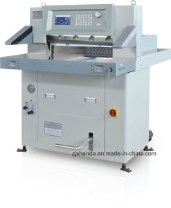 Hydraulic Paper Cutting Machine (SQZ--67CTN KS) pictures & photos