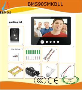 9 Inch Video Door Phone Doorbell with a Nice Discount pictures & photos